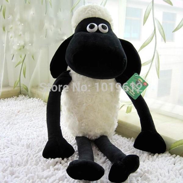 J1 Super cute NICI Shaun sheep creative plush toy, 70cm 1pc(China (Mainland))