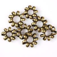 Wholesale Special Design 45pcs/lot Vintage Bronze Plated Telephone Line Shape Jewelry Findings Fit Handmade DIY 25*25*8mm 161512