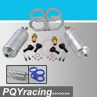 J2 Racing Store- One piece Double hole fuel pump bracket + Tow piece 044 fuel pump 310LPH