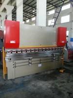 WC67Y-63/2500 Hydraulic/CNC bending machine high quality press brake for sale