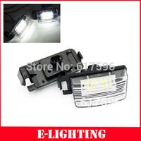 2X Super Bright Led License Number Plate Light for INFINITI Nissan Skyline V36 G35 G37 350Z