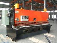 QC11Y hydraulic guillotine shearing machine,metal sheet guillotine shear, CNC guillotine shear