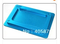 ipad mini metal mould for 3D sublimation machine heat press mould for ipad mini free shipping