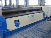 Hydraulic plate rolling machine,Three-roller plate rolling machine,Hydraulic plate bending machine