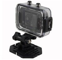Sport Camera HD 720P Waterproof Helmet Action Sport Outdoor Camcorder LCD screen Mini DV free shipping wholesale # 150092