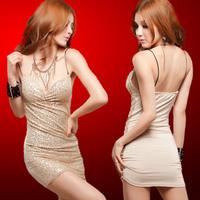 Женское платье l