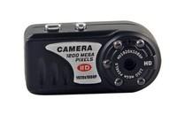 2013New HD 1080P Night Vision Mini Camcorder Thumb DV Camera Recorder T8000 Wholesale,Free Shipping