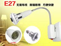 Bulb CCTV Security DVR Camera With 2pcs 3rd Generation LED Array 1PCS 3W light Motion Detection Night Vision Circular Storage