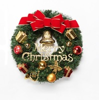 Hot-selling Christmas decoration garland hangings supplies gift props gift