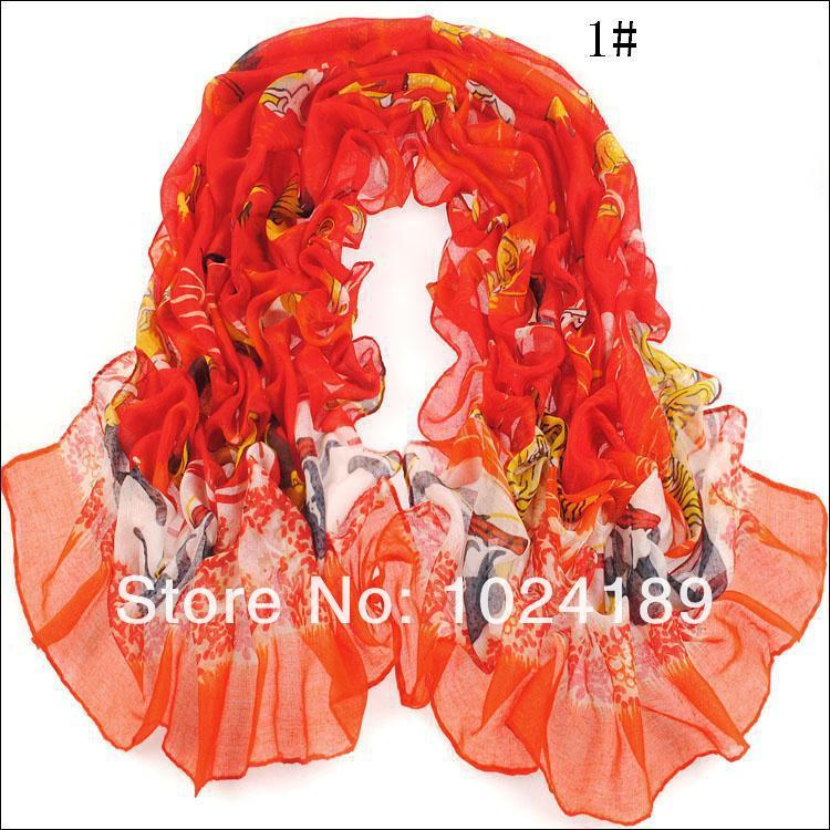 new2016 womenscarf /100% pure silk winter chiffon georgette large square women scarves shawls&wraps130*130cm lady shawls