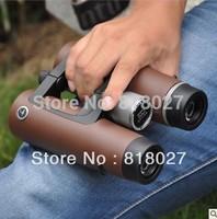 Shengtu 8X42&10X42 HD binocular telescope night vision bird watching telescope binoculars zoom children's binoculars waterproof