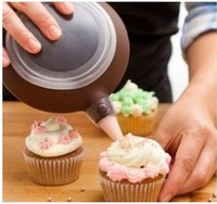 Good Quality Food Grade Silicone 1set Macaron Decorative mounting patterns Tool Muffin/Cake DIY Mold chocolate silicone mold
