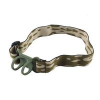 Free shipping flashlight headband for 22-30mm flashlight