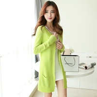 sale Epin11 women's slim sweater female long design air conditioning cardigan long-sleeve sweater outerwear