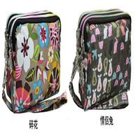 Clutch Bag Cosmetic Makeup Case Coin Key MP3 Phone Pouch Wallet Handbag Purse