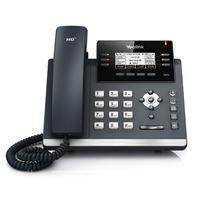 "Yealink SIP-T42G HD SIP Phone, 2.7"" 192x64-pixel ,3 VoIP account,Broadsoft,National language,OpenVPN VoIP phone"
