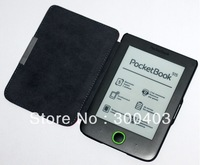 For Pocketbook mini 515 latest e-book e-reader Magnetic protective sim smart PU leather cover case skin shell,Free shipping