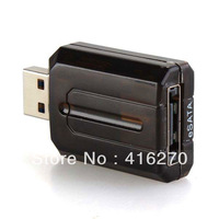 USB 3.0 2.0 to SATA External Bridge Adapter Converter 5Gbps for Laptop+ Free shipping