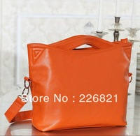 New 2014 Women Fashion Genuine Leather Cowhide Handbags Brand Designer Women's Hobo Totes Bolsas Shoulder Bags