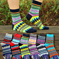 Men's socks male socks Fashion trends