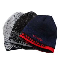 Free Shipping Brand 2013 New Fashion Unisex Wool Thicken Warm Beanie Cap In Winter Womens Knitted Hats Mens Beanies 3 Colors