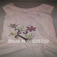 Best Quality And Hot Sale black and white color a2 t-shirt printer