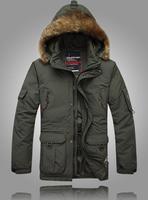 2013 HOT New Winter Parka Men Down Jacket Men's Down Coat Good Quality 5XL
