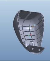Wholesale Sample plastic case Mould product 2d 3d mould