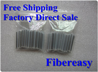 Wholesale 1000pcs/lots 40mm FTTH Fusion tube Heat Shrink Splice Protector sleeve