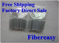 Wholesale 1000pcs/lots 40mm FTTH Fusion tube Heat Shrink Splice Protector sleeve