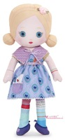 Free Shipping Kawaii dolls Mooshka Girls Dasha 33cm Gift Set Soft Toys Dolls for Girls