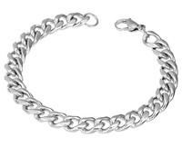 2013 jewelry heterochrosis men's anti-allergic fashion titanium bracelet  1 pieces