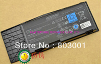 Hot sale Replacement Laptop battery for DELL Alienware M17X  0C852J 0F310J 312-0944  C852J F310J H134J W075J