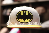 Muse Online wholesale Snapback Hero BATMAN   hip hop Snapback in korean style with 2 colors