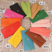 Bags 2013 envelope long design wallet card holder Women wallet women's bag