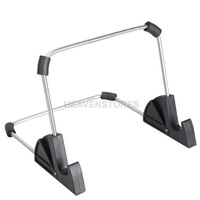 Universal Adjustable Desktop Holder Bracket Mount Stand for Tablet PC Black hv3n