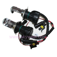 AC 35W H4-3 Bi-xenon Bulb with High and Low Beam HID Xenon Kit for Car Head Light Front external Lamp