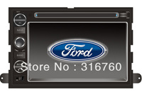 For Ford Fusion,Edge,Explorer,Expidition,Mustang Car DVD with GPS,Bluetooth,ipod,PIP,Games,Dual Zone,Steering Wheel Control