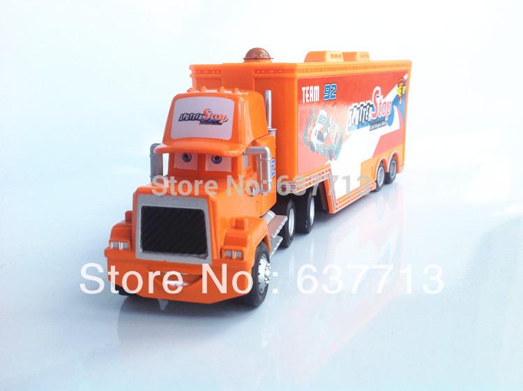 2pcs sputter stop #92 element trucks plastic Mack Muck Truck Car new arrival(China (Mainland))
