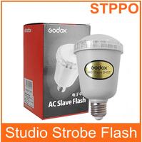 Godox S45T Photo Studio Strobe AC Slave Flash E27 Socket Bulb Light Lamp