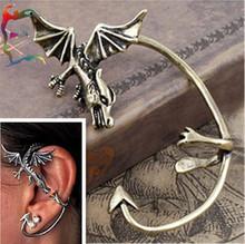 ear cuff silver promotion