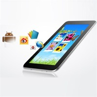 7 Inch A20 Dual Core Tablet PC With Android 4.2 OS 512MB RAM 8GB Dual Camera WIFI Tablet pc