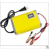 Smart LED & Car battery chargers & Motorcycle & 12 v6a &Charger car batteries&Car styling