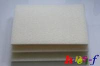 "3 New 18""x12"" DIY Fine FOAM SHEET FILTER PAD MEDIA FISH TANK"