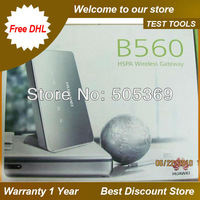 Free shipping supply huawei 3G wireless router B560 support office, home, floor WIFI signal integration and coverage