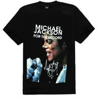 2013 male 100% T-shirt 3d short-sleeve cotton t-shirt hot-selling mike