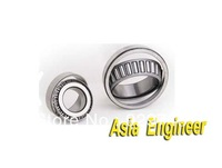 AE 2pcs 32007 Single Row Taper Tapered Roller Bearing 35*62*18mm