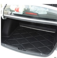 Free shipping/ Car boot Car trunk Mats  for  Hyundai Elantra ELANTRA HDC IX350