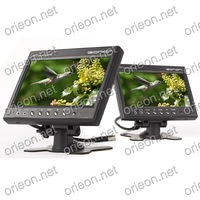 Free shipping 1pc/lot New 7inch TFT-LCD Stand-alone or Headrest Car Monitor for Car Parking (OE706S)
