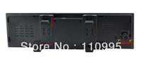 4.3inch monitor car rearview mirror Dvr Black Box Recorder G-sensor motion detection